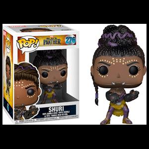Figura Pop Pantera Negra: Shuri