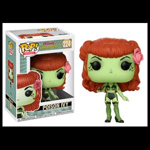 Figura Pop DC Bombshells: Poison Ivy