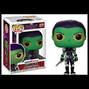 Figura Pop Guardianes de la Galaxia Telltale: Gamora