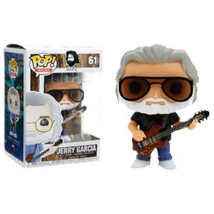 Figura Pop Music: Jerry Garcia´s