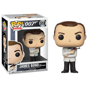 Figura Pop James Bond: Sean Connery