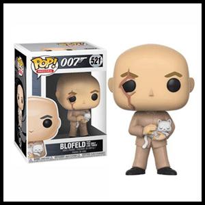 Figura Pop James Bond: Blofeld