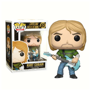 Figura Pop Music: Kurt Cobain