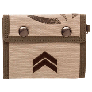 Cartera Call of Duty WWII Stone Canvas