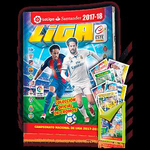 Pack de Inicio Liga 2017-2018