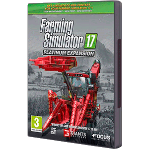 Farming Simulator 17: Platinum Expansion