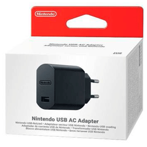Adaptador de Corriente USB Nintendo - NSW Mini NES & SUPER NES