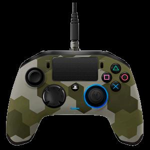 Controller Nacon Revolution Pro Camo Green -Licencia Oficial Sony-