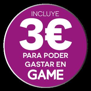 Dto. 3€ MGE 17 en tu Proxima compra en GAME