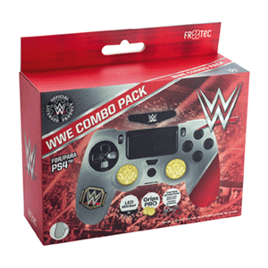 Combo Pack WWE
