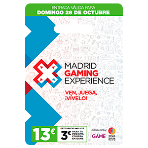 MGE 2017 Acceso Domingo