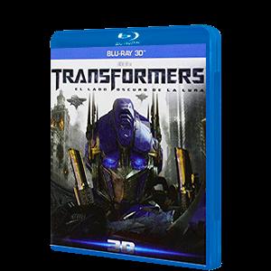 Transformers 3 3D + 2D + BD Extras