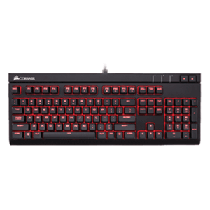 Corsair Strafe Led Rojo Cherry MX Rojo - Reacondicionado