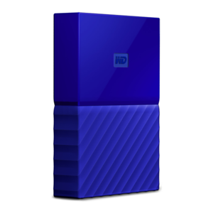 Western Digital My Passport 2TB Azul USB 3.0