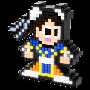 Figura Pixel Pals: Street Fighter Chun-Li