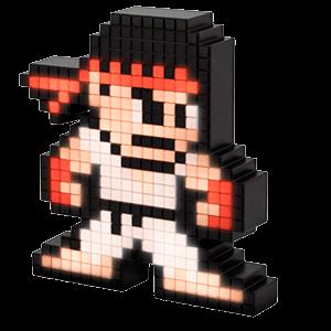 Figura Pixel Pals: Street Fighter Ryu