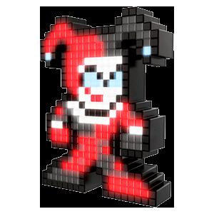 Figura Pixel Pals: DC Harley Quinn