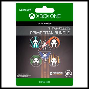 Titanfall 2: Prime Titan Bundle XONE