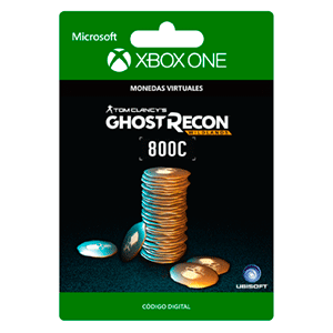 Ghost Recon Wildlands Currency Pack 800 GR XONE