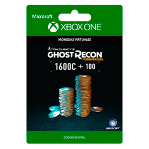 Ghost Recon Wildlands Currency Pack 1700 GR XONE