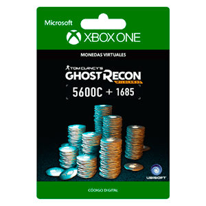 Ghost Recon Wildlands Currency Pack 7285 GR XONE