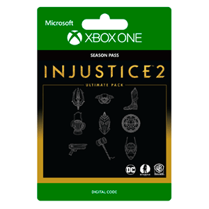 Injustice 2 Ultimate Pack XONE
