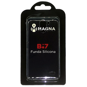 Funda silicona para Magna B:7