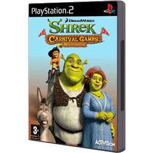 Shrek Carnival Games: Multijuegos