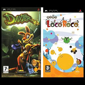 Daxter + Loco Roco