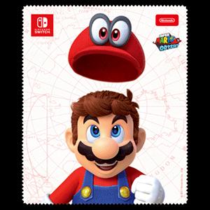 Super Mario Odyssey - Gamuza