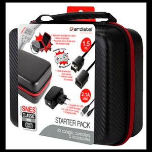 Starter Pack Ardistel para Nintendo Classic Mini Super NES