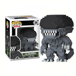 Figura Pop 8-Bit Horror: Alien