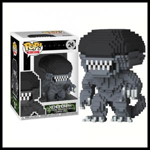 Figura Pop 8-Bit Horror: Alien