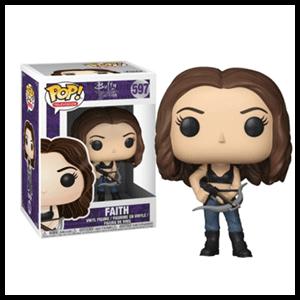 Figura Pop Buffy 25th: Faith