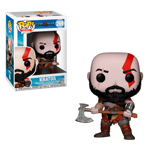 Figura Pop God of War: Kratos