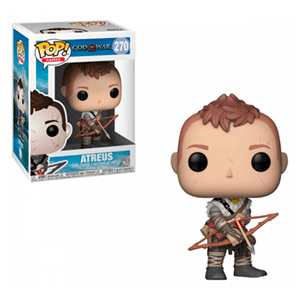 Figura Pop God of War: Atreus