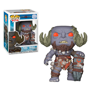 Figura Pop God of War: Fire Troll