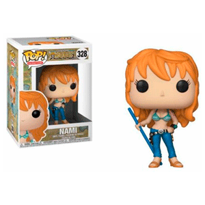 Figura Pop One Piece: Nami