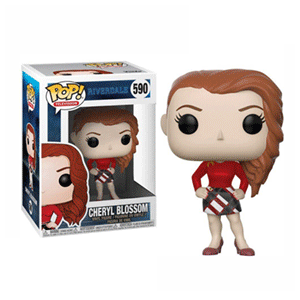 Figura Pop Riverdale: Cheryl Blossom