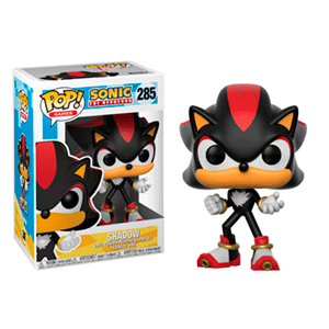 Figura Pop Sonic: Shadow