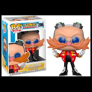 Figura Pop Sonic: Dr. Eggman