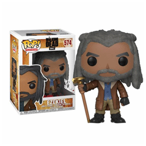 Figura Pop The Walking Dead: Ezekiel