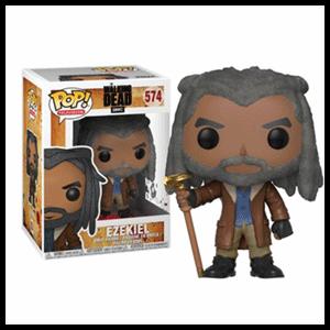 Figura Pop The Walking Dead: Ezekiel