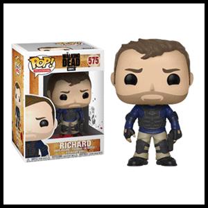Figura Pop The Walking Dead: Richard