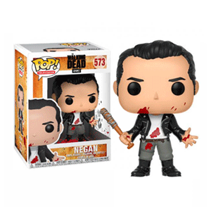 Figura Pop The Walking Dead: Negan Afeitado