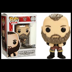 Figura Pop WWE: Braun Strowman