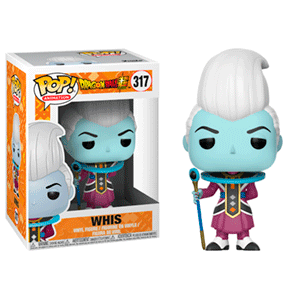 Figura Pop Dragon Ball Super: Whis