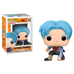 Figura Pop Dragon Ball Super: Future Trunks