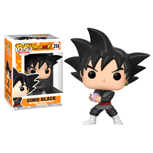 Figura Pop Dragon Ball Super: Goku Black