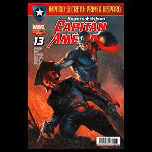 Capitán América nº 84